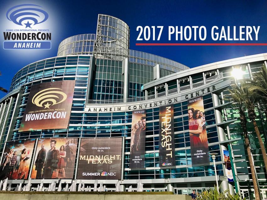 WonderCon Anaheim 2017 Photo Gallery