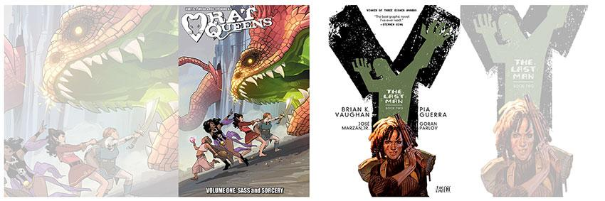 Comic-Con International Graphic Novel Book Clubs