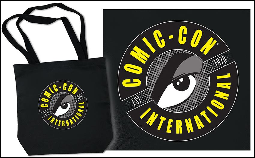 Comic-Con International 2016 T-shirts and Merchandise
