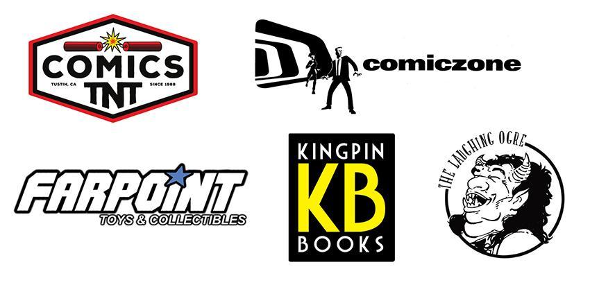 2018 Will Eisner Spirit of Comics Retailer Award Nominations