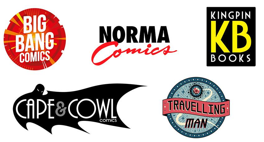 2018 Will Eisner Spirit of Comics Retailer Award Finalists