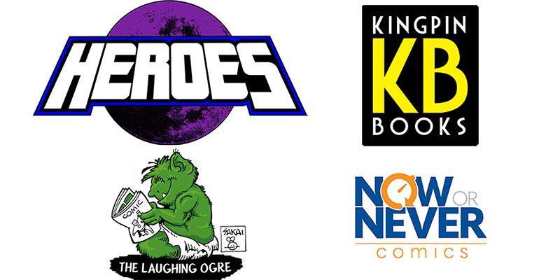 Will Eisner Spirit of Comics Retailer Award 2021 Nominees