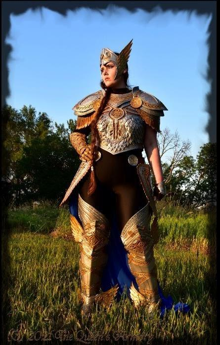 """""""Valkyrie (Jane Foster)"""" by The Queen's Armory"""