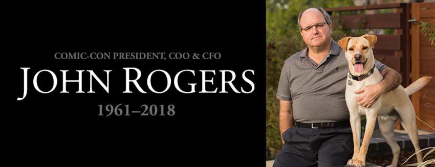 John Rogers 1961–2018