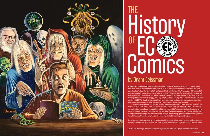 Comic-Con 2020 Souvenir Book Preview