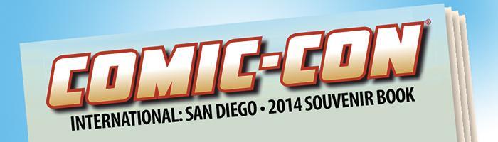 Comic-Con International 2014 Souvenir Book