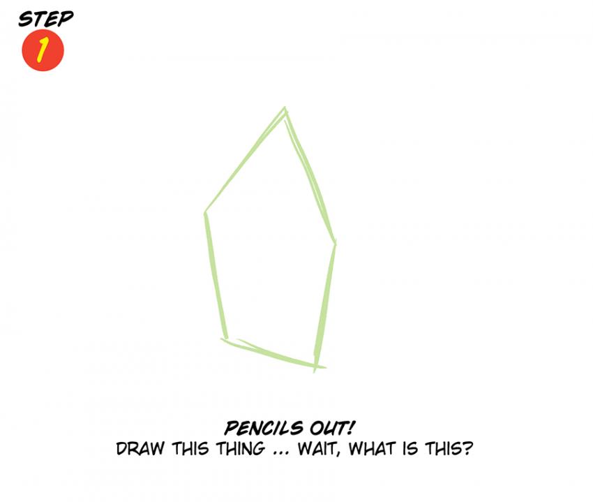 Katie Cook: How to Draw a Tweeting Bird