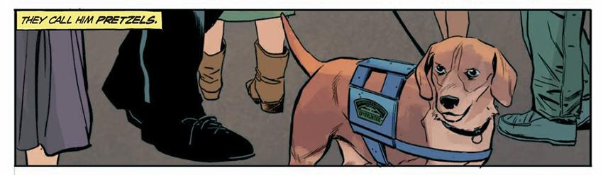 Nick Spencer and Steve Lieber's The Fix