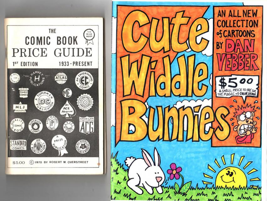 Overstreet and Cute Widdle Bunnies