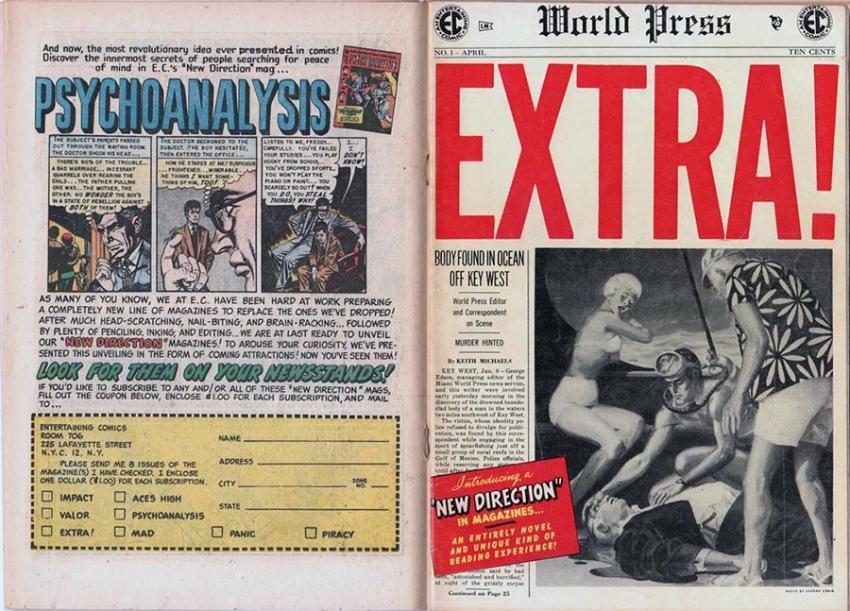 Extra Comics