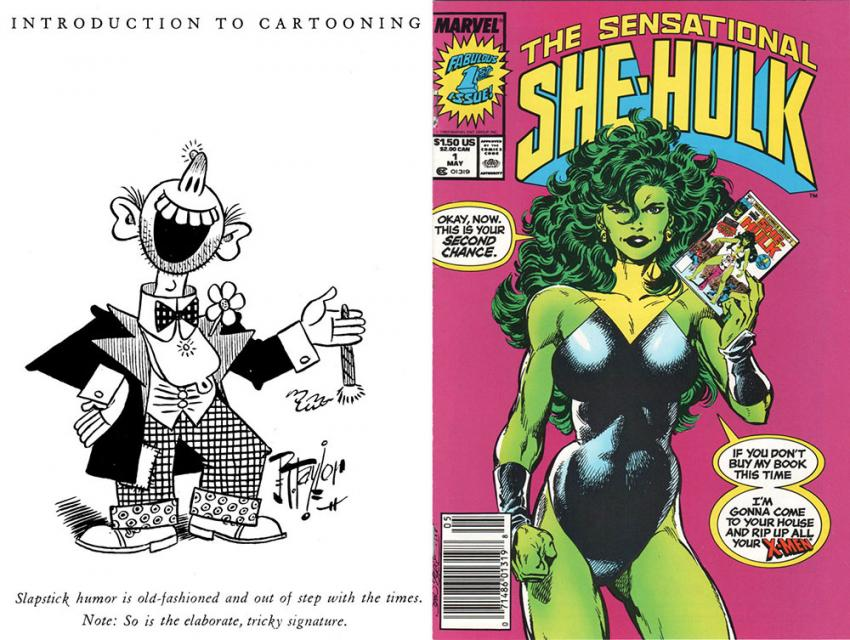 Richard Taylor, She-Hulk