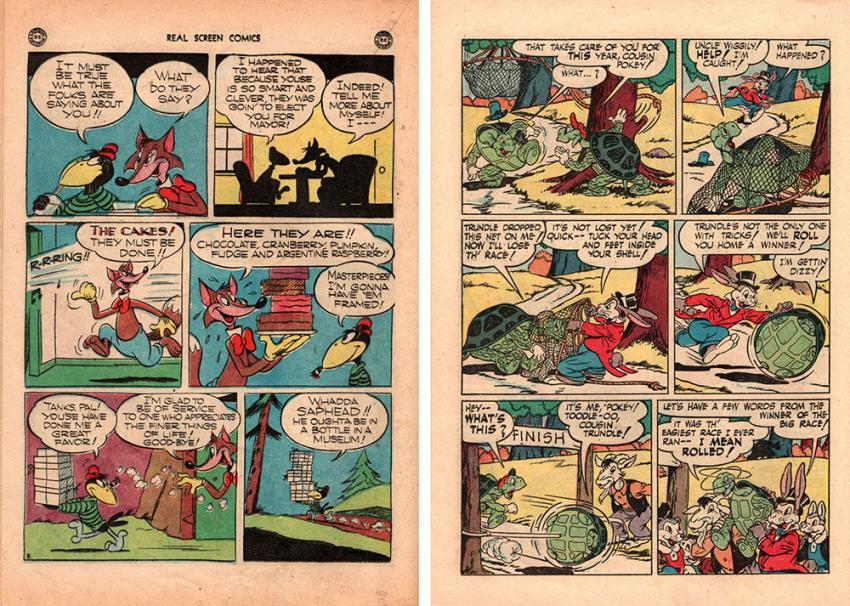 DC's Real Screen Comics #7