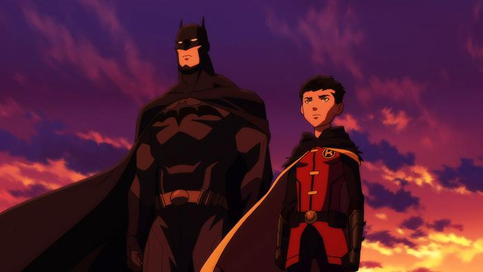 Son of Batman Premiere at WonderCon Anaheim