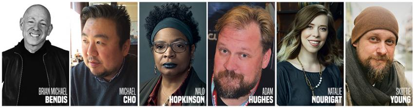 WonderCon Anaheim 2020 Special Guests