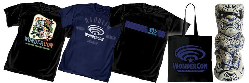 WonderCon Anaheim 2017 Exclusives