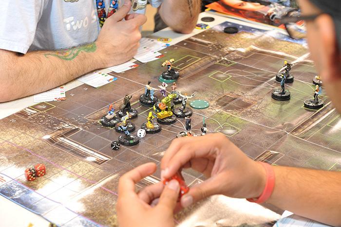 WonderCon Anaheim 2015 Games