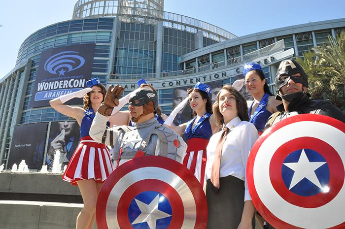 WonderCon Anaheim 2014