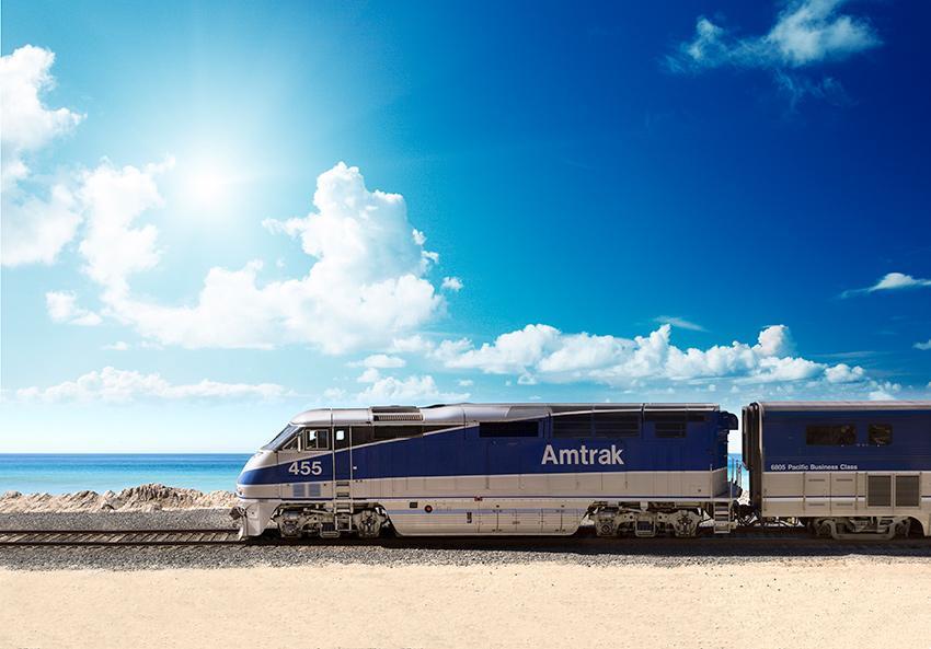Take Amtrak to WonderCon Anaheim 2018