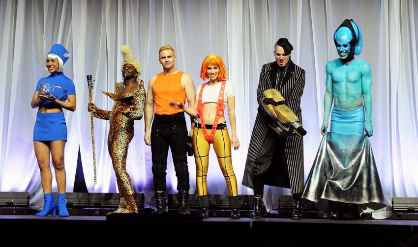 WonderCon Anaheim 2018 Masquerade Winners