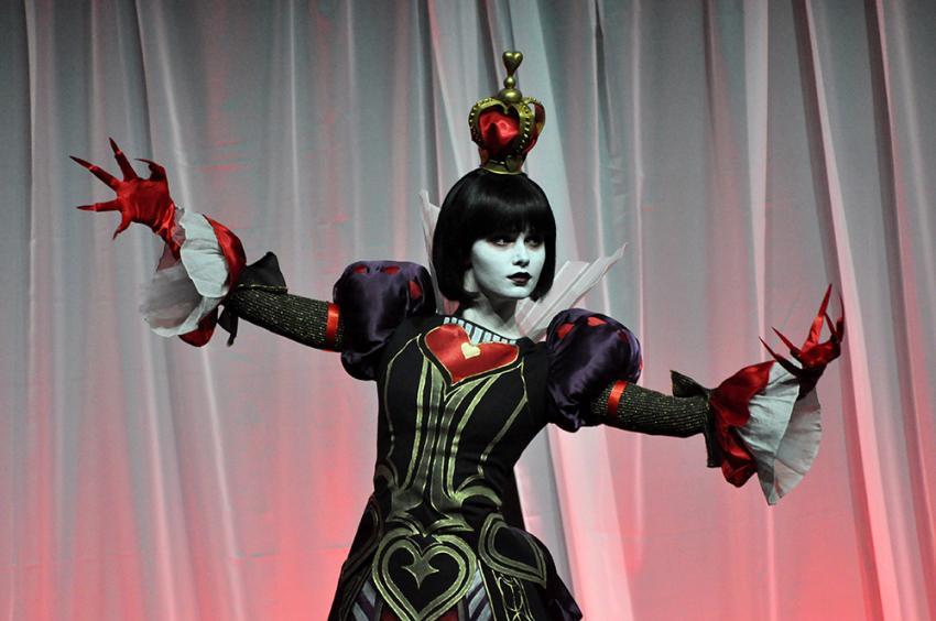 WonderCon Anaheim Masquerade