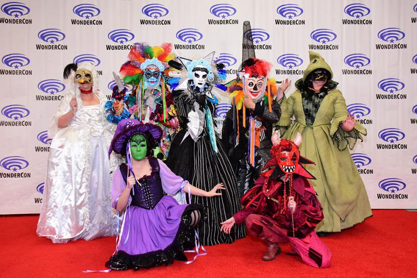 WonderCon Anaheim 2020 Masquerade Call for Contestants