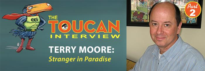 Terry Moore Interview