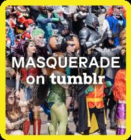 Masquerade on tumblr
